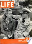 1 Feb 1943